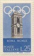 Italy 1959 Olympic Games in Rome 1960 b