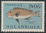 Mozambique 1951 Fishes j