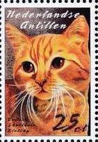 Netherlands Antilles 2003 Cats c