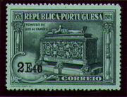 Portugal 1924 400th Birth Anniversary of Camões z