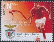 Portugal 2005 Centennial football clubs b