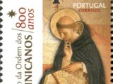 Portugal 2017 800 Years of the Foundation of Dominicans Order