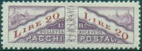 San Marino 1928 Parcel Post Stamps o