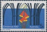 Australia 1967 Christmas (1st Issue) a