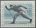 Austria 1963 Winter Olympic Games - Innsbruck b