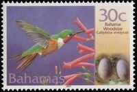 Bahamas 2001 Birds and Eggs g