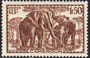 Cameroon 1939 Pictorials t