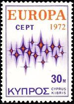 Cyprus 1972 Europa-CEPT b