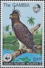 Gambia 1978 WWF - Abuko Nature Reserve d