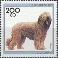 Germany-Unified 1996 Dogs e