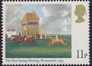 Great Britain 1979 200th Anniversary of the Derby - Paintings c