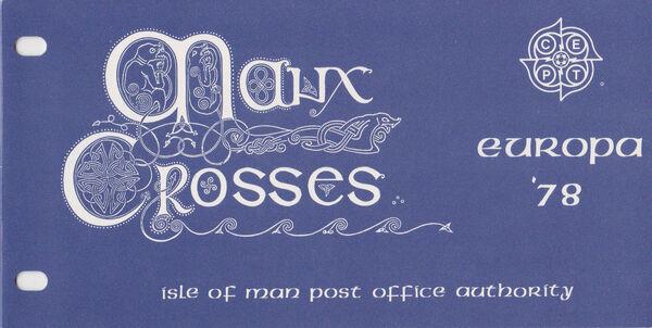 Isle of Man 1978 Europa PPa