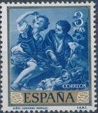Spain 1960 Painters - Bartolomé Esteban Murillo i