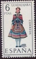 Spain 1968 Regional Costumes Issue i