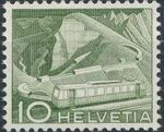 Switzerland 1949 Landscapes and Technology c