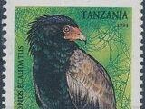 Tanzania 1994 Birds of Prey