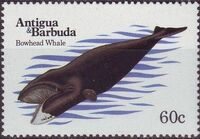 Antigua and Barbuda 1983 Whales Porpoises and Dolphins c
