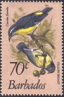 Barbados 1979 Birds n
