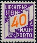 Liechtenstein 1928 Postage Due Stamps (Swiss Administration of the Post Office) g