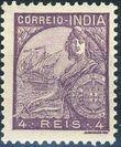 """Portuguese India 1933 """"Padrões"""" c"""