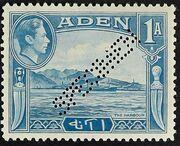 Aden 1939 Scenes - Definitives cs