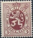 Belgium 1929 Arms - Heraldic Lion b