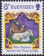 Guernsey 1986 Christmas a