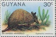 Guyana 1981 Wildlife g
