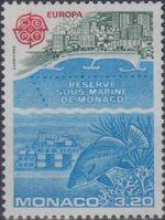 Monaco 1986 EUROPA - Nature Conservation b
