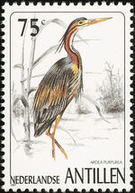 Netherlands Antilles 1997 Birds d