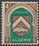 Algeria 1947 Coat of Arms (1st Group) d
