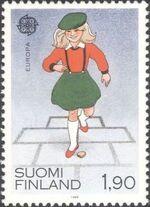 Finland 1989 EUROPA a