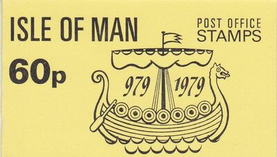 Isle of Man 1979 1000th Anniversary of the Tynwald Parlament Bc