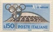 Italy 1960 Olympic Games Rome h