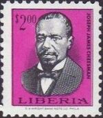 Liberia 1969 Liberian Presidents b