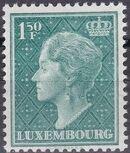 Luxembourg 1948 Grand Duchess Charlotte (1st Group) c