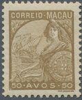Macao 1934 Padrões q