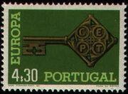 Portugal 1968 Europa 4$30