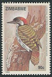 Zimbabwe 1992 Birds of Zimbabwe c