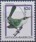 Antigua and Barbuda 1995 Birds o