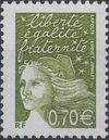 France 2003 Definitive Issue - Marianne de Luquet b