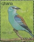 Ghana 1991 The Birds of Ghana zh