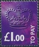 Great Britain 1994 Postage Due Stamps g