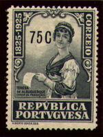 Portugal 1925 Birth Centenary of Camilo Castelo Branco r