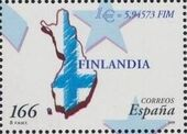 Spain 1999 Introduction of the Euro f