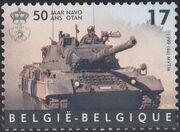 Belgium 1999 50th Anniversary of NATO a