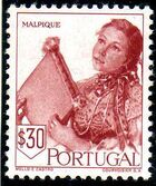 Portugal 1947 National Costumes (2nd Issue) b
