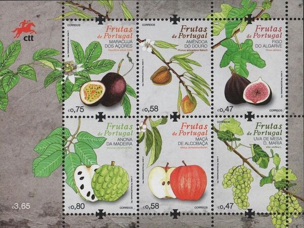 Portugal 2017 Fruits of Portugal II SSa