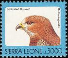Sierra Leone 1992 Birds u