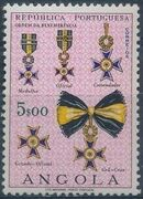 Angola 1967 Portuguese Civil and Military Orders h